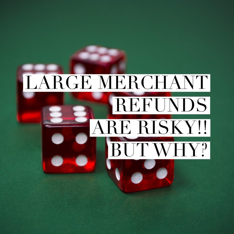 Large Merchant Refunds AMP PAYMENT SYSTEMS