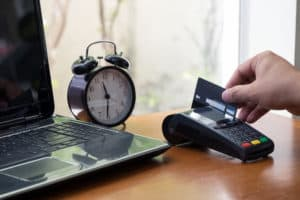 Secure Processing AMP Payment Systems