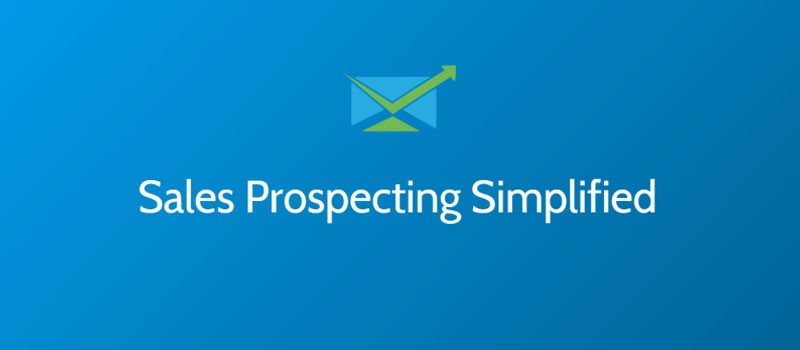 how to prospect for sales